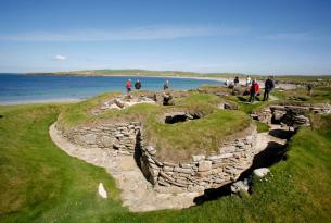 Escocia: Las Islas Orcadas y Shetland en coche de alquiler