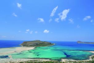 Grecia: Gran Ruta del Peloponeso y las Islas Cícladas