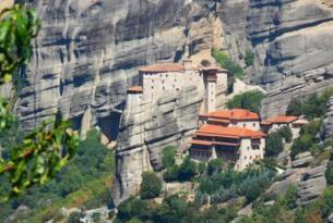 Grecia Fantástica: Delfos y Meteora