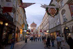 Polonia y capitales del Báltico (Vilna, Tallin y Riga) en grupo