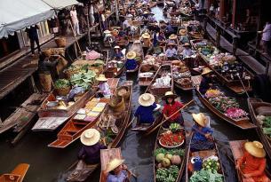 Tailandia: Bangkok, Reino de Siam y Triangulo Dorado