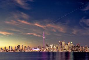 Canadá Especial Singles: Costa Este - Montreal, Québec y Toronto