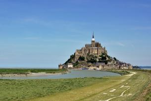 Bellezas de Francia: Valle del Loira, Bretaña y Normandía en grupo (y París 1 o 3 noches)