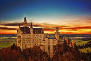 Sur de Alemania y Austria en grupo: Munich, Innsbruck y más
