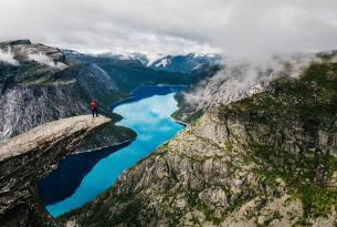 Noruega y sus fiordos en grupo (incluye estancia en Copenhague)