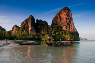 Playas del mundo: Krabi (Tailandia)