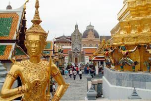 Paisajes de Tailandia: ruta de 9 días en grupo