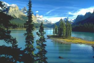 Canadá: lo mejor de las montañas rocosas en grupo