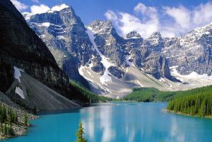 Canadá: la gran ruta de los Parques Naturales a tu aire en coche de alquiler