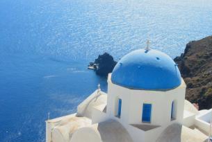 Atenas y Santorini (a tu aire con traslados y asistencia)