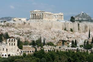 Atenas , Mykonos y Santorini (a tu aire con traslados y asistencia)