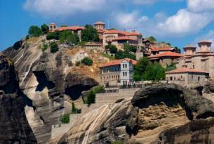 Atenas, Mykonos y Delfos (a tu aire con traslados y asistencia)