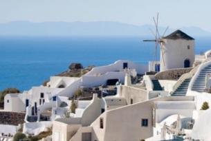 Atenas, Santorini y Mykonos desde Barcelona (a tu aire con traslados y asistencia))