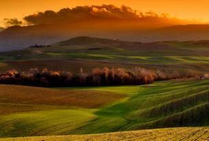 La Toscana en coche de alquiler a tu aire (Fly & Drive)
