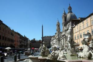 De Roma a Florencia en tren (a tu aire con traslados y excursiones opcionales)