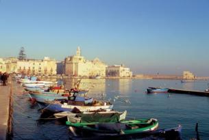 Italia: maravillas de Apulia y Calabria