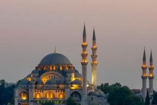 Grecia, Bulgaria y Turquía en grupo