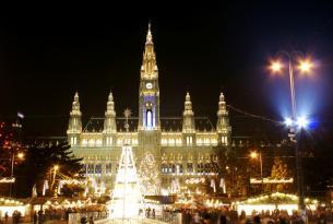 Mercadillos de Navidad en Viena y Bratislava (Especial puente de diciembre)
