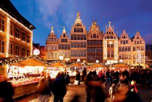 Puente de diciembre: Mercadillos de navidad en Flandes