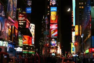 Vive el Fin de Año en Nueva York en grupo