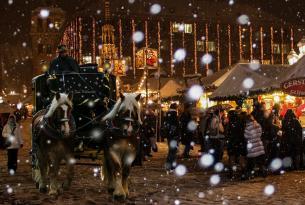 Puente de noviembre en Alemania y Austria: mercados navideños en Baviera y Tirol (Singles)