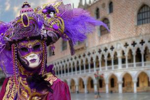 Carnaval de Venecia en grupo (Especial Singles)