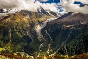 Suiza, la Selva Negra alemana y Chamonix (Francia) en grupo
