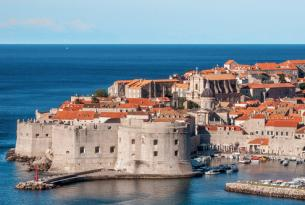 Croacia: Dubrovnik y Split desde Madrid en Semana Santa