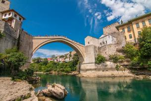 Maravillas del Adriático en grupo exclusivo singles: descubre Croacia y Bosnia