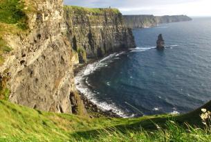 Irlanda en grupo con Dublín, Belfast, Sligo, Galway, Moher, Killarney y más