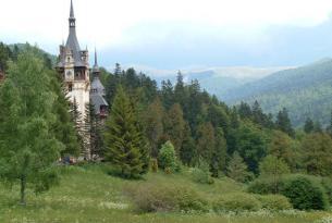 La Rumanía medieval en grupo (incluye visita a los Monasterios de Bucovina)