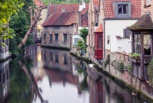 Ciudades de Holanda y Bélgica en grupo (exclusivo singles)
