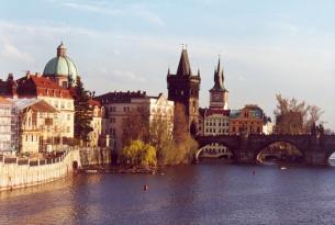 Puente del País Vasco en Praga (a tu aire con visita guiada de un día)