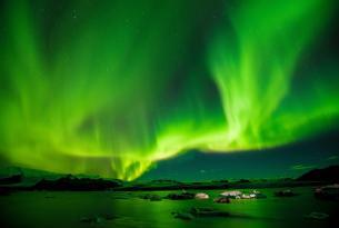 Islandia: a la caza de las auroras boreales