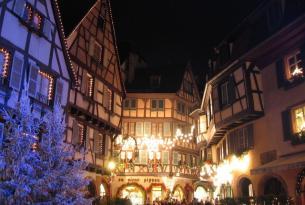 Mercados Navideños en la Selva Negra y Alsacia en el Puente de Diciembre