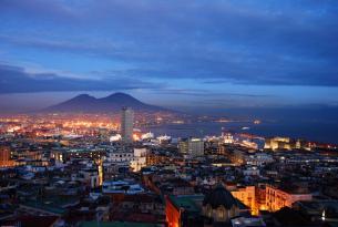 Puente Diciembre en los mercadillos navideños de Nápoles (salida desde Madrid)