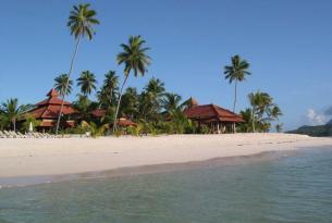 Crucero boutique por las islas Seychelles