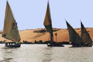 Egipto a cuerpo de faraón (con crucero de 3 días por el Nilo)