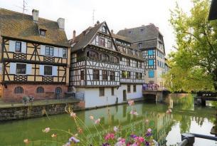 Alemania Romántica y Alsacia