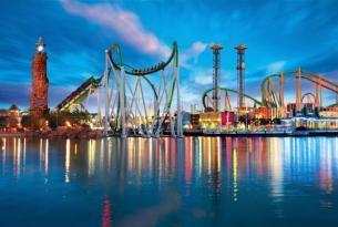 Miami, crucero por las Bahamas y parques temáticos de Orlando (Disney World, SeaWorld, Legoland, ...)