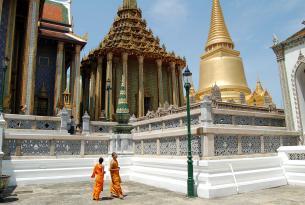 Tailandia: recórrela de Sur a Norte en grupo con estancia en Bangkok