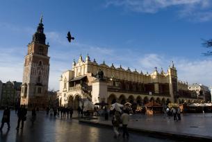 Centroeuropa sublime: Viena, Praga, Budapest y Polonia