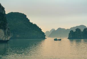 Vietnam en grupo al completo (recorrido de norte a sur)