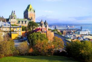 Costa Este de Canadá a tu aire con coche de alquiler
