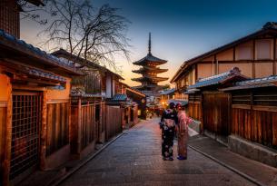 Japón y Corea en grupo: tradición y modernidad fusionadas