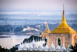 Birmania: los templos y pagodas Myanmar desde Barcelona