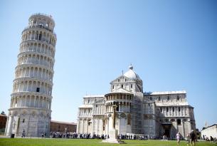Pinceladas de la Toscana (6 días)