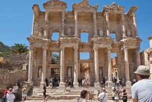 Grecia: Atenas, Crucero por las islas griegas y el Egeo y estancia en Santorini