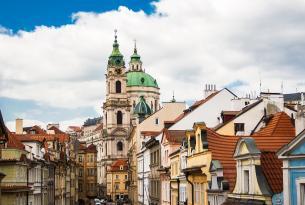 Puente del Pilar en Praga (4 días)