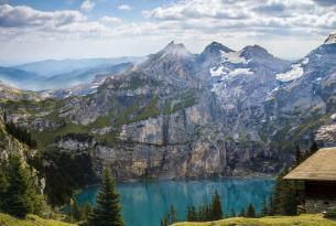 Espectacular Suiza: Alpes y pueblos con encanto más Milán